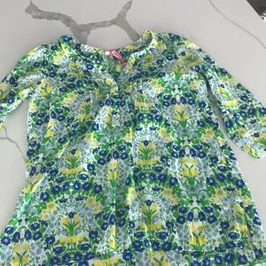 Tracy Reese floral blouse
